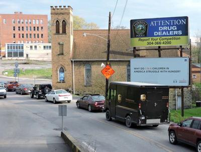 Fairmont Police using billboards in fight against drugs   News