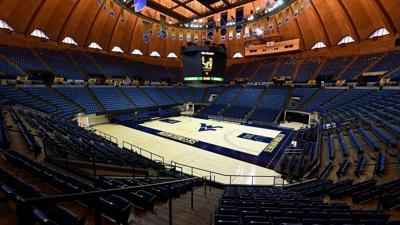 WVU men's basketball nonconference schedule released