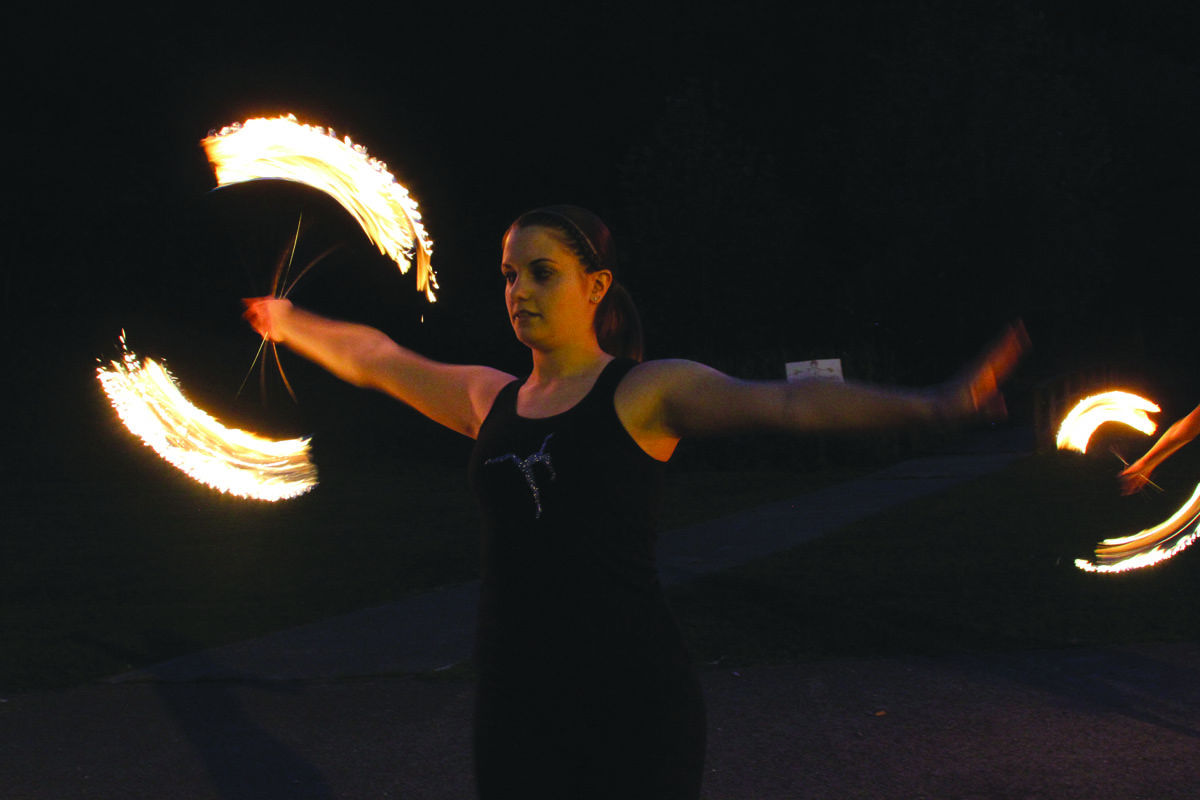 FIRE BATON TANK TOP FOR BATON TWIRLERS TWIRLING FLAME TWIRLING ALL SIZES