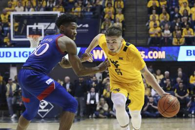 WVU's Bob Huggins concerned about COVID-19, not scared