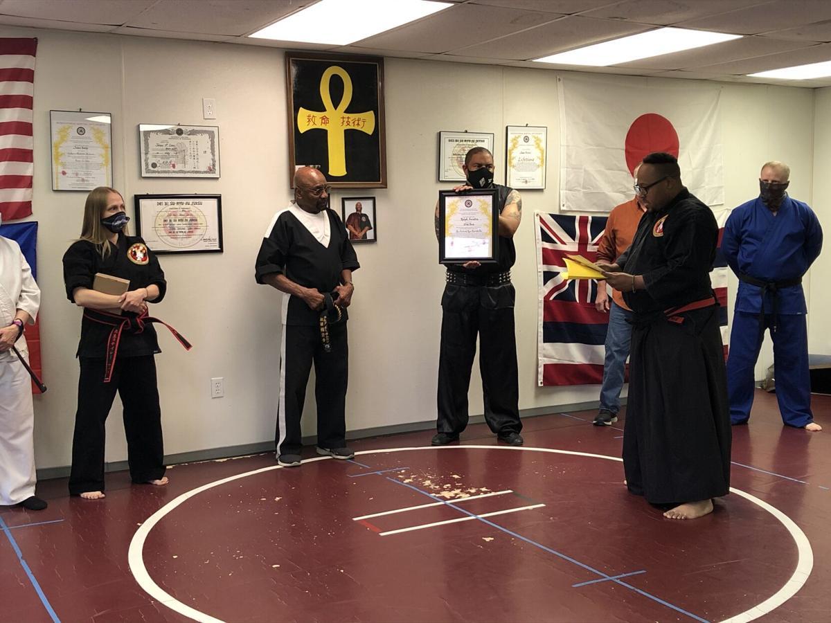 karate Ralph Sumlin
