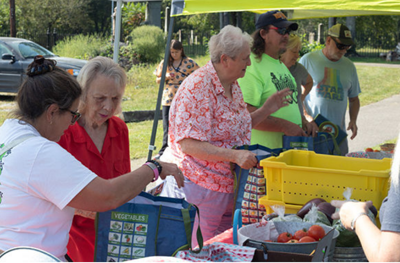 Grant helps expand healthy food access, boost agriculture in West Virginia