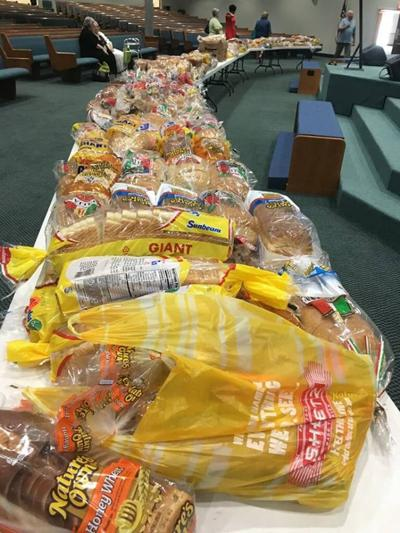 Parishioners Donate Food For Drive At Trinity Assembly Of God News