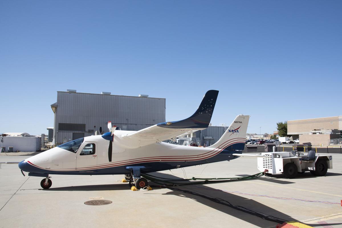 X-57 High Voltage Testing Begins