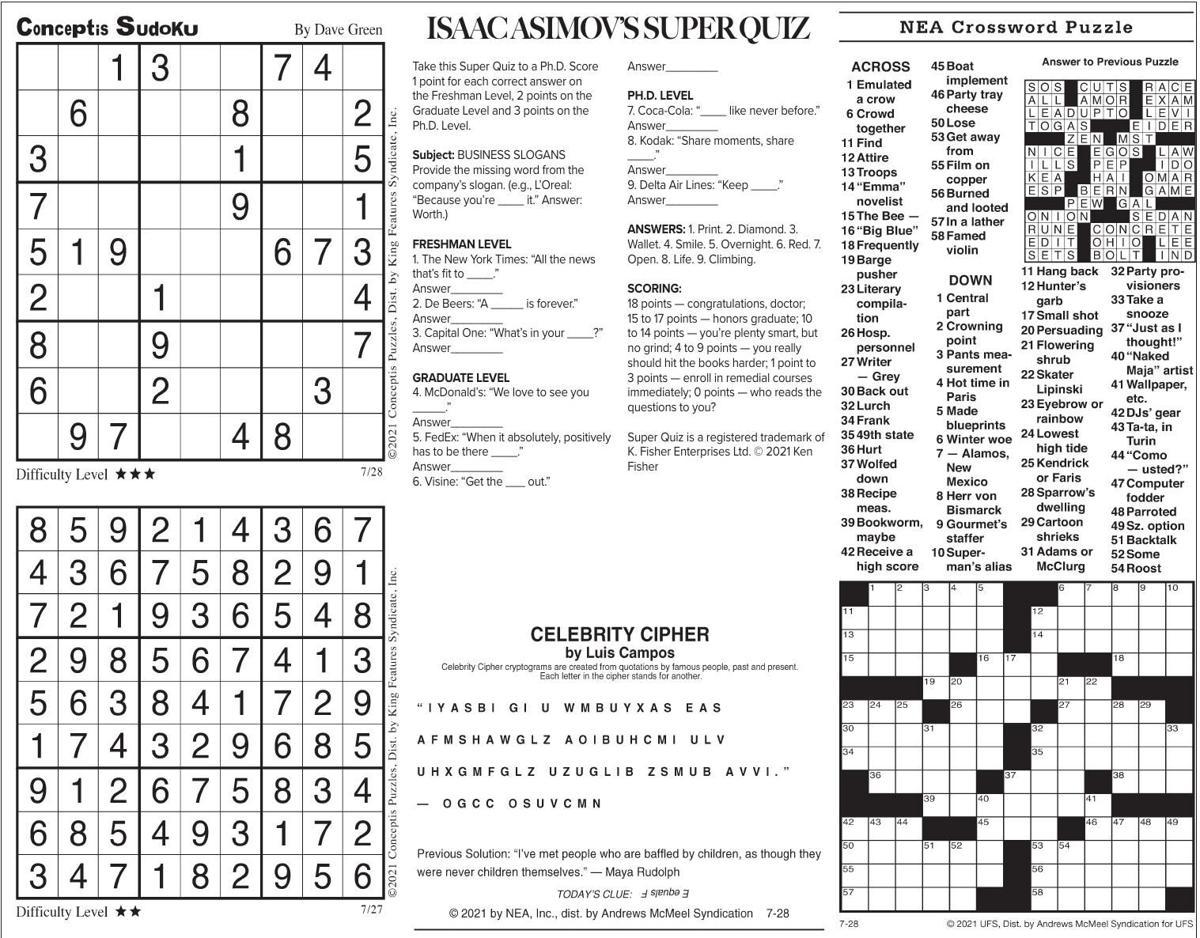 July 28 puzzles.pdf