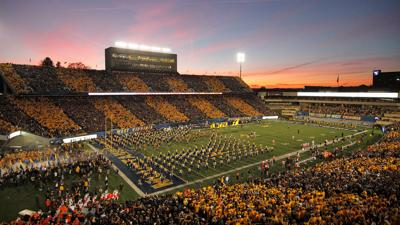 17,000 masked WVU fans get to take part in football Saturday