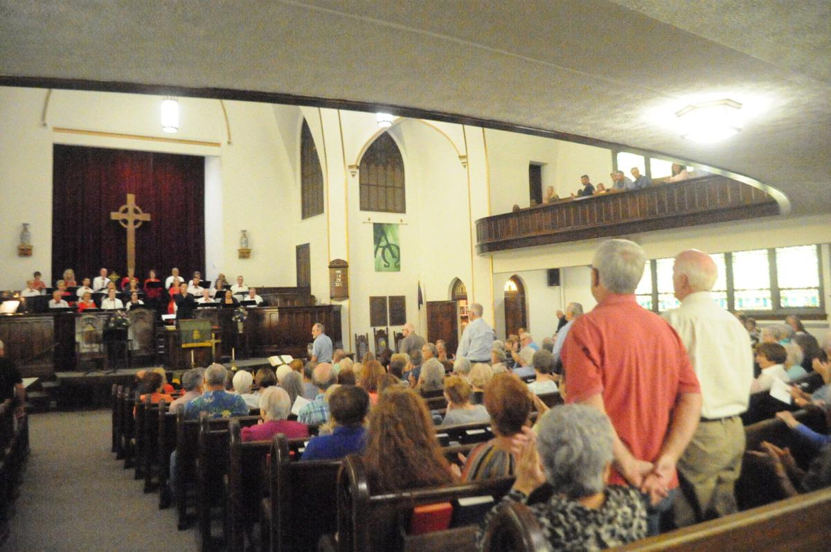 Music lovers unite for Vocal Tapestry choir concert | News
