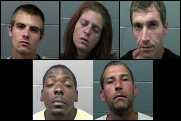 Five arrested after drugs allegedly found in Fairmont motel   News    timeswv.com