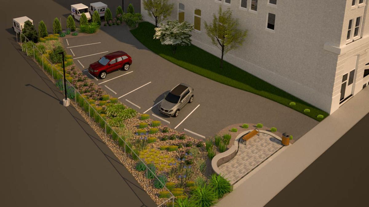 Rain garden coming to Fairmont   News   timeswv.com