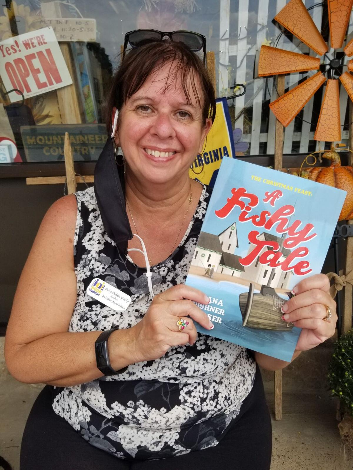 Book signing day for two area writers