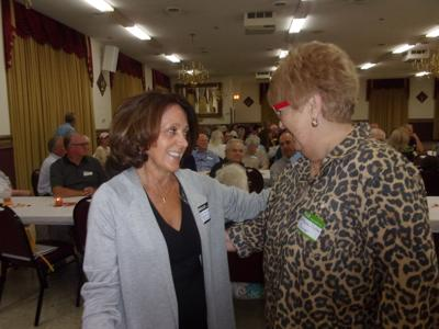 Barbara Asterino Skinner and Barbara Julian Garner