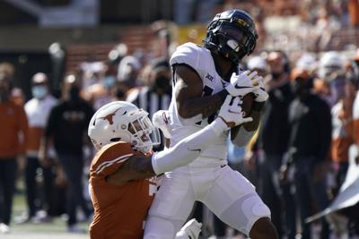 Wvu S Trust The Climb Slogan Becomes Real After Loss To Texas News Timeswv Com