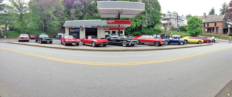 Muscle Car Mafia Meetings At Feorene S Shop Coming To End Local