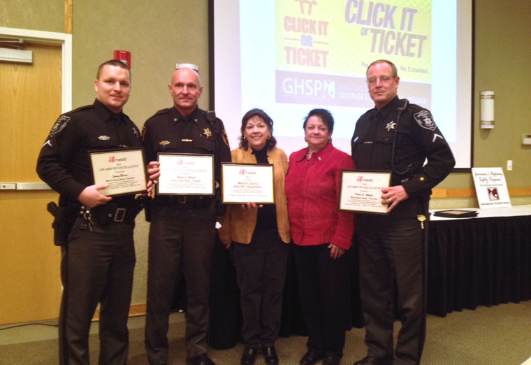 Law Enforcement Efforts Are Recognized Local News