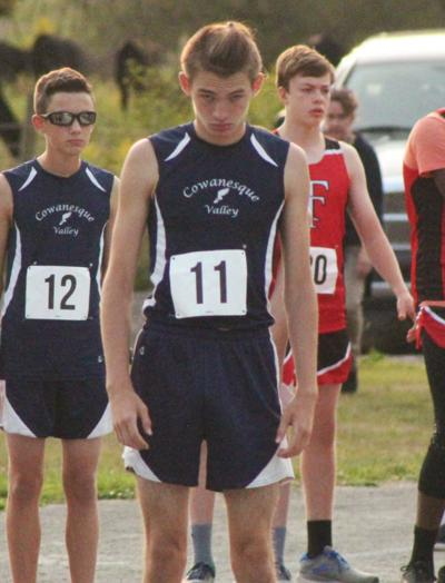 CV cross country opens cross country season, Neal takes first overall