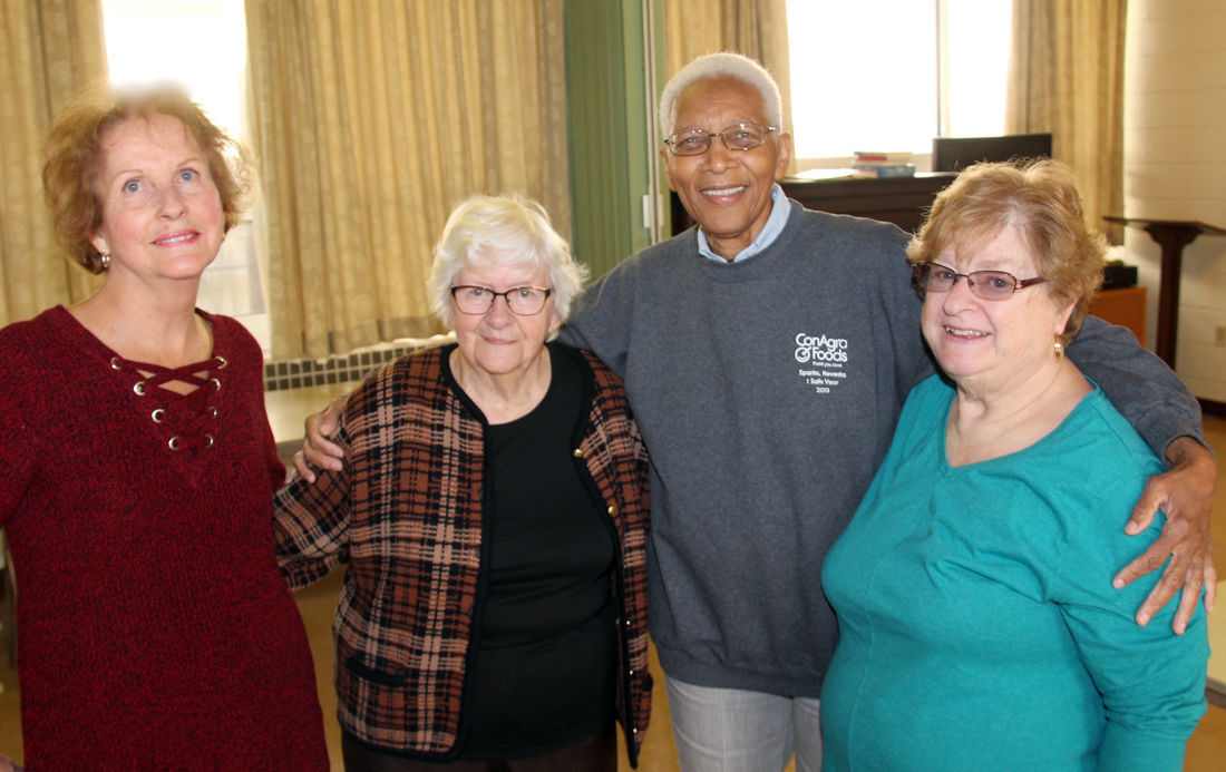 Women's Club hosts speaker