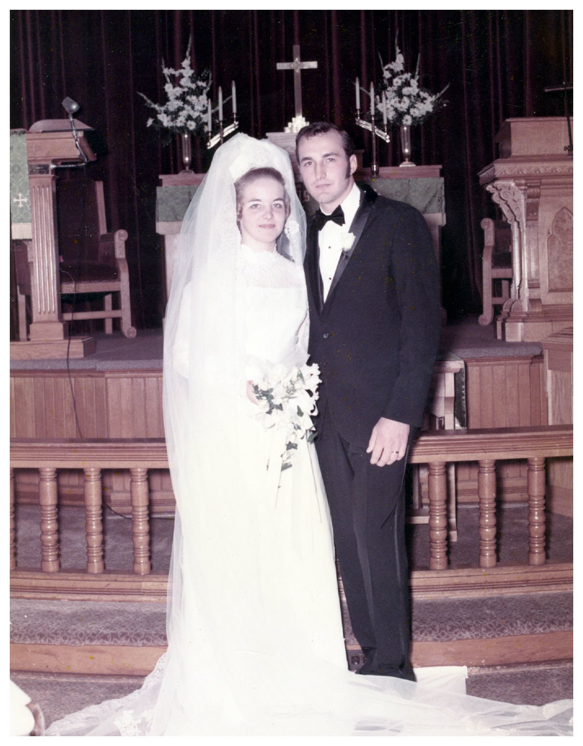 50 years married