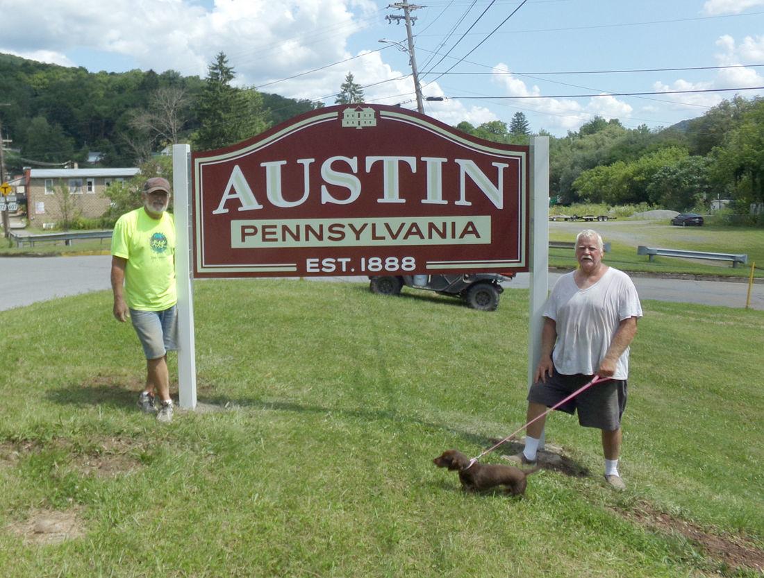 new austin sign