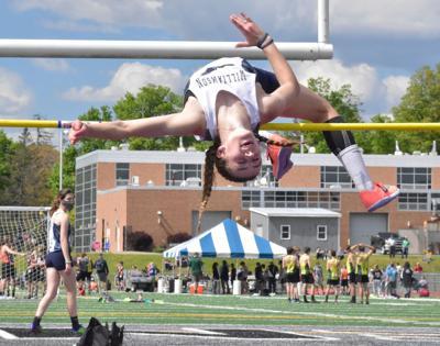 Slusser high jump