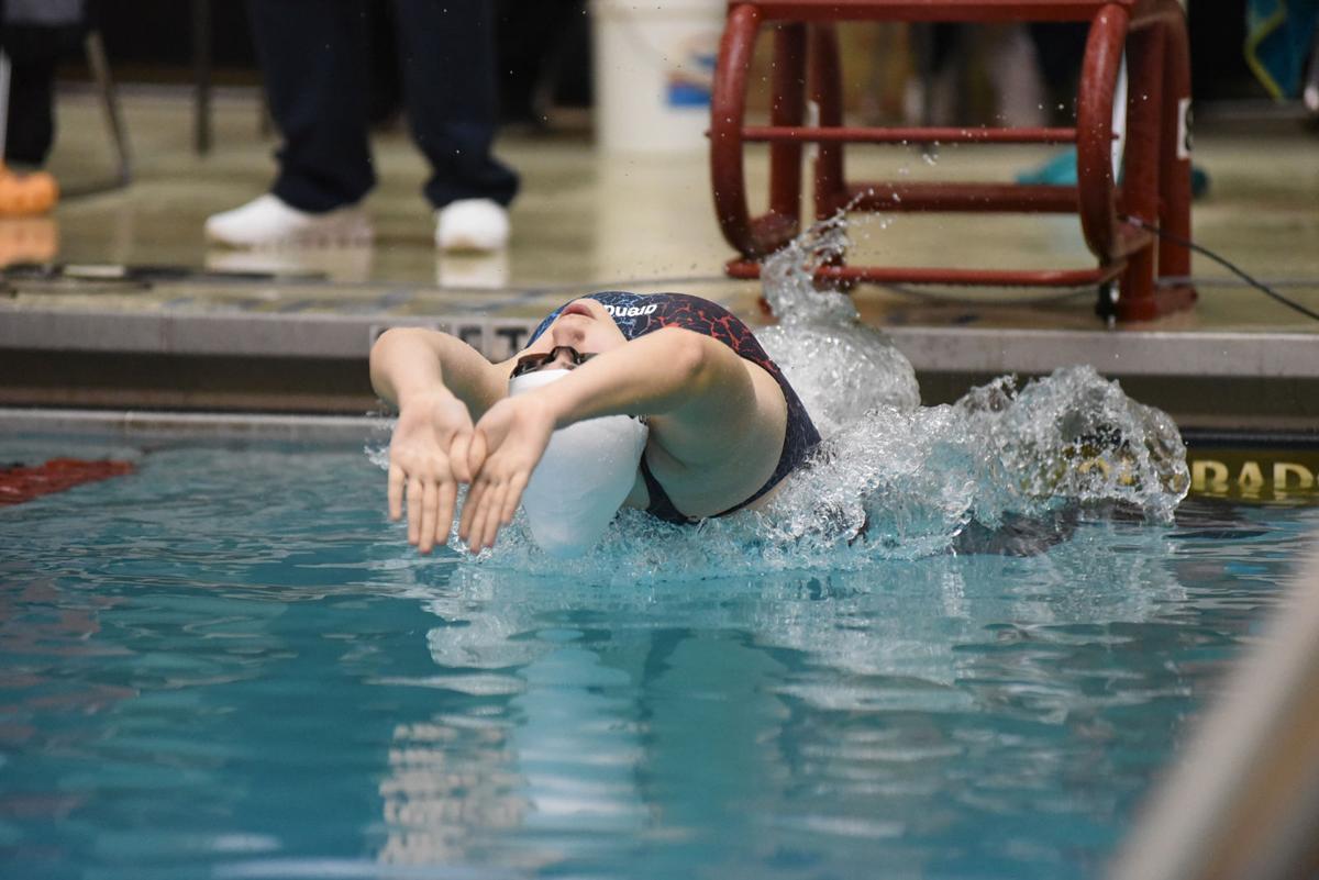 Warner backstroke