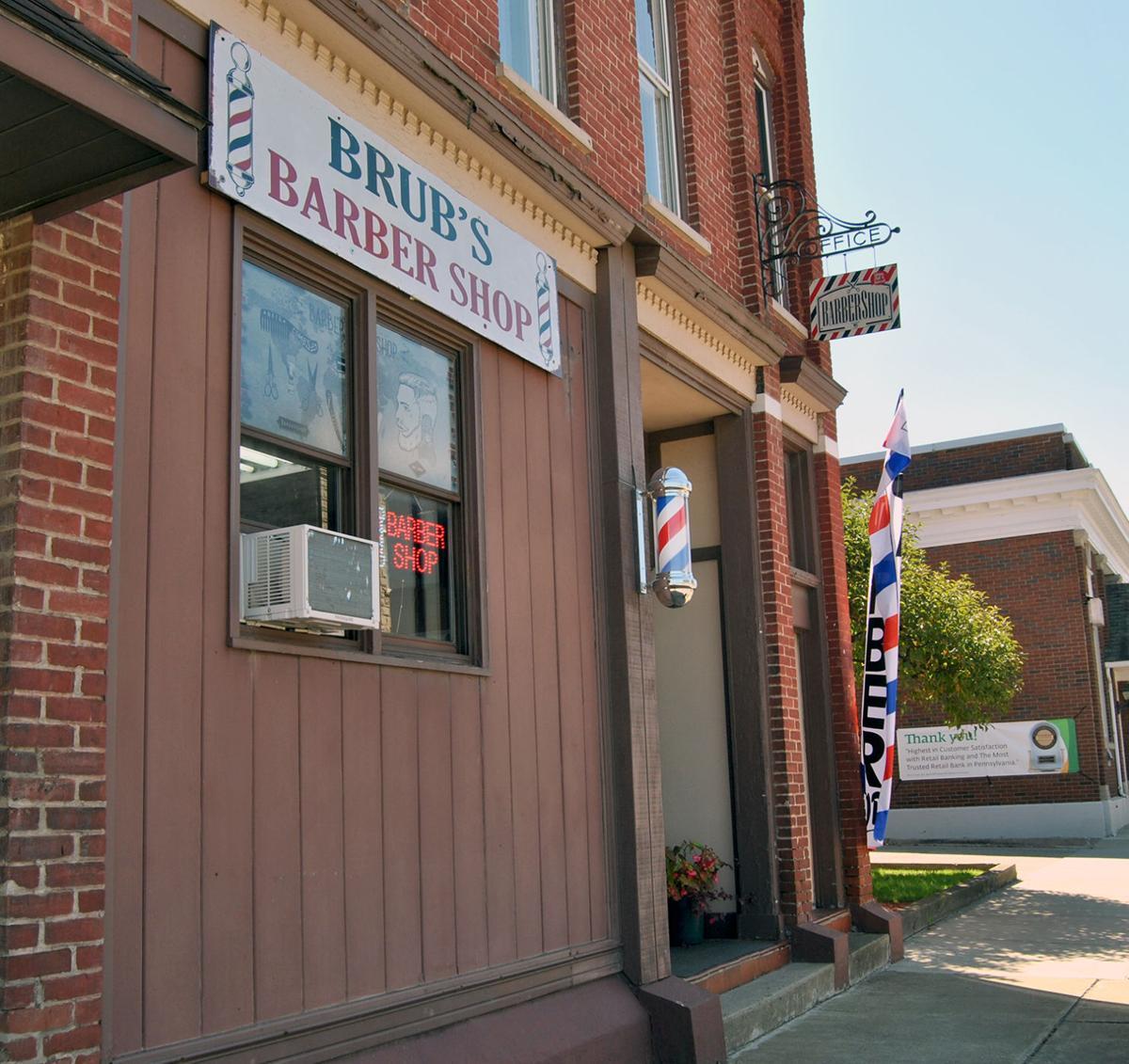 Brub's Barber Shop