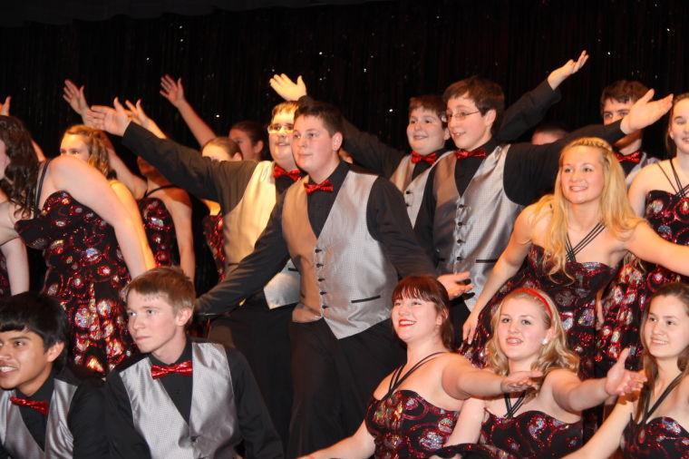 Show Choir Fire - News - Wellsboro Gazette