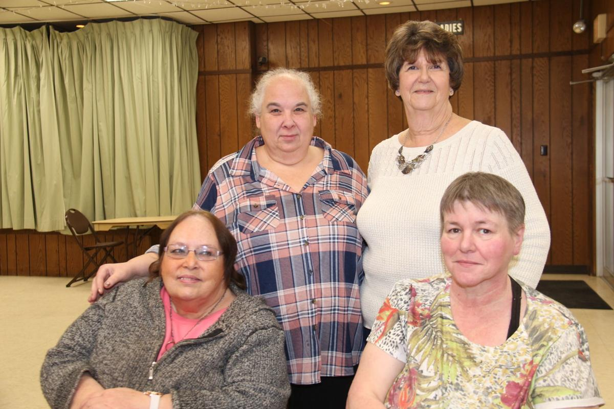 Auxiliary members honored