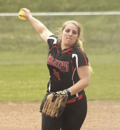 Regan Fuller throws 10ks in win
