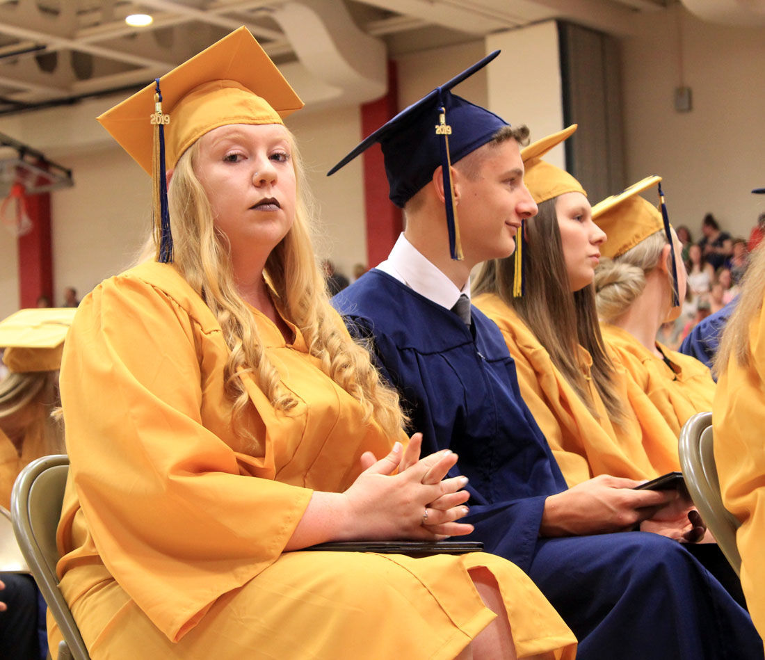 95 graduate from North Penn-Mansfield