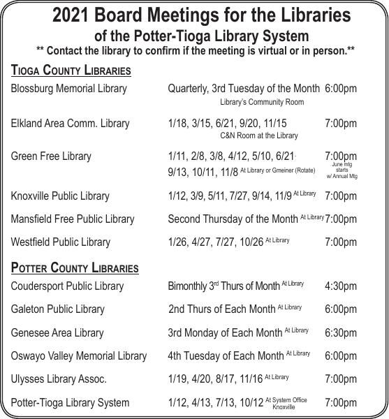 Potter-Tioga LibraryBoardMeetings 3x4 Class 2.18.21.pdf