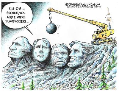Editorial Cartoon June 25, 2020