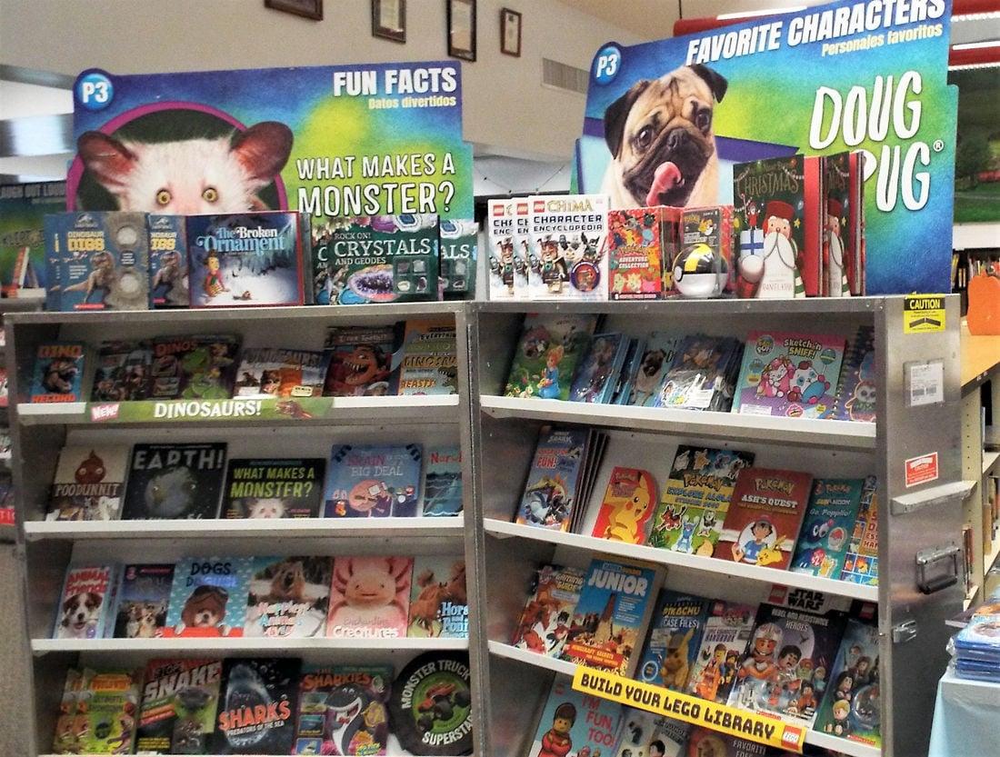 Westfield book fair a success