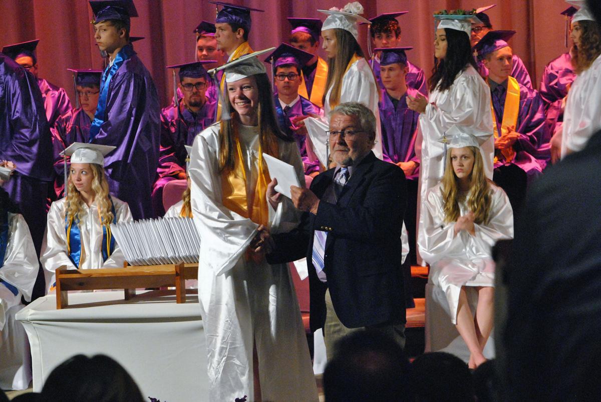 Coudy graduation 2