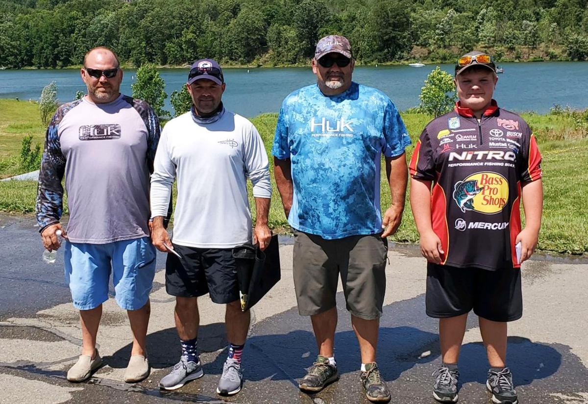 Tioga County Bass Anglers hold fifth tournament of summer