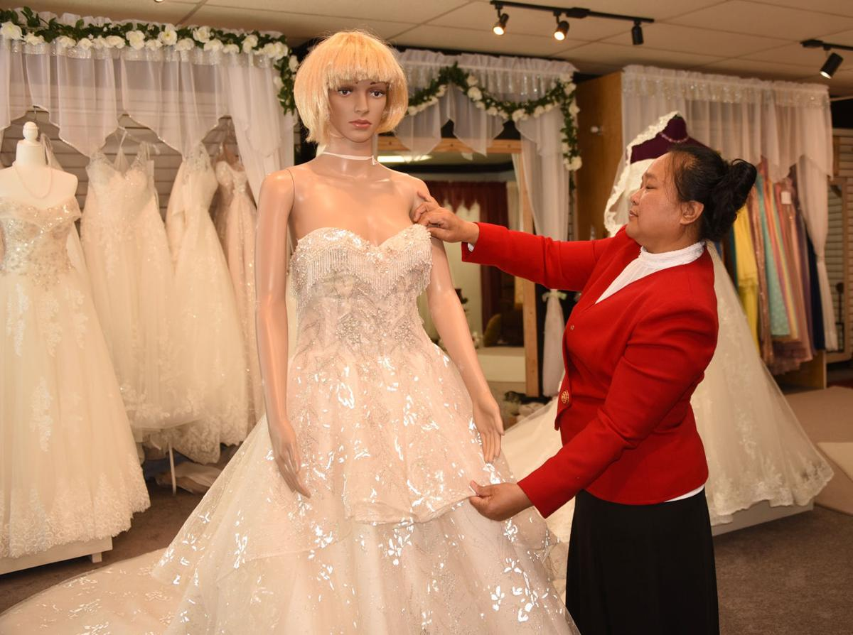 Bridal shop opens in Blossburg