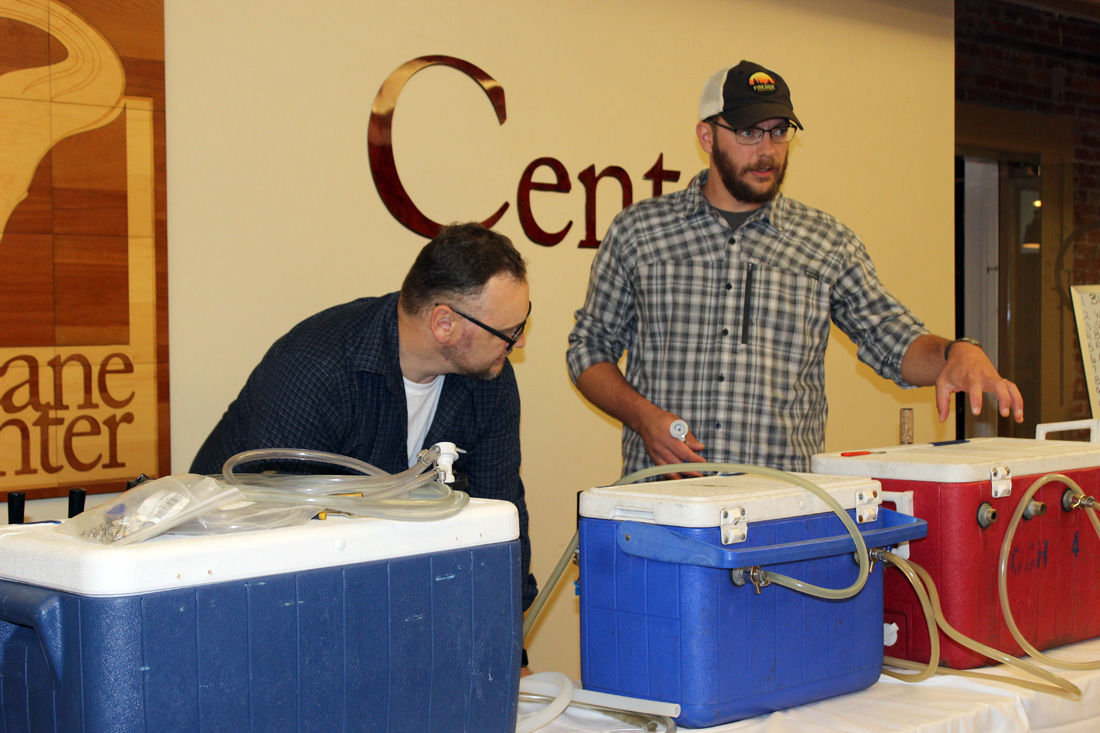 First Home Brewer's Expo held