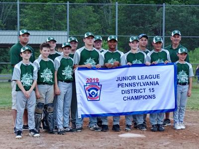Wellsboro Junior Little League wins championship