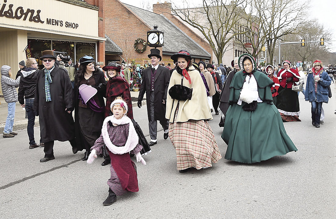 Wellsboro Pa Dickens Of A Christmas 2020 Dickens brings early Victorian era to life | The Wellsboro