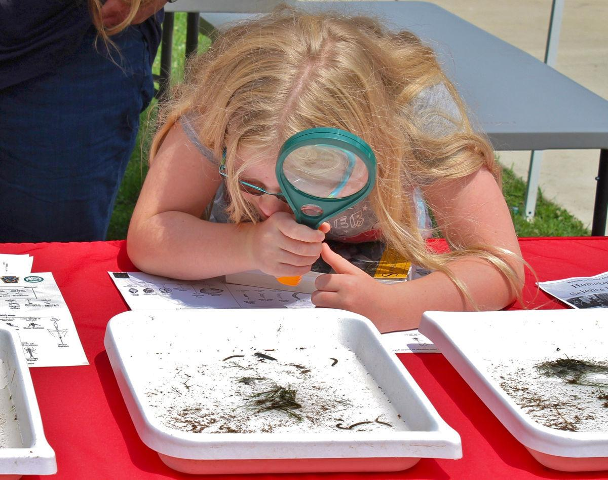 Hometown Science Festival is Saturday, Sept  21 on the Green