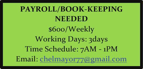 GlennPayroll:Bookkeeping9.12.19.pdf