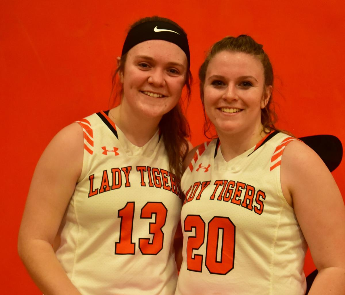 Jessie Evans and Cara Parsell