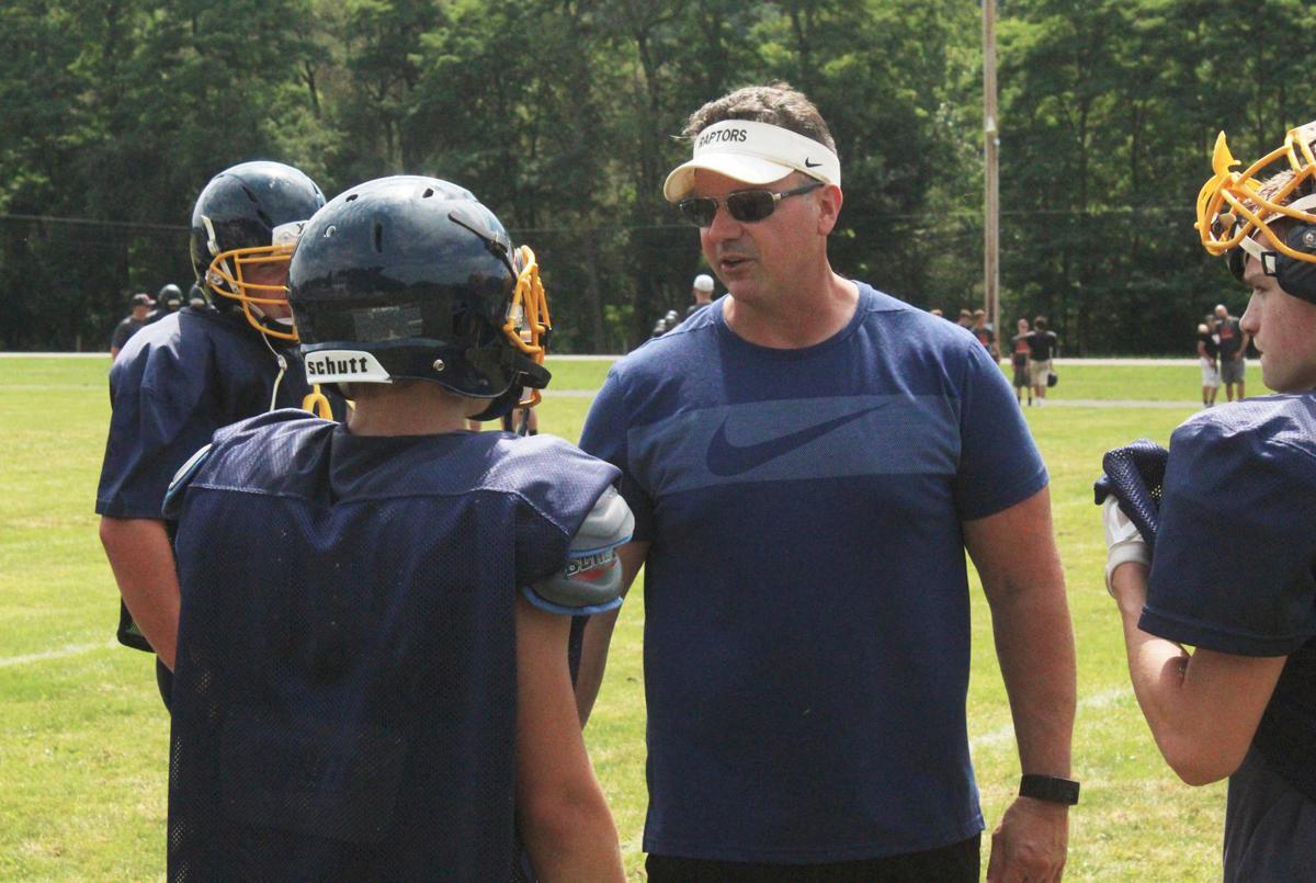 Coach Michael Schmitt