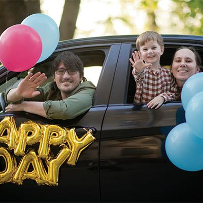 Celebrate Birthdays from a Safe Social Distance
