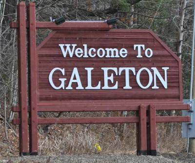 Galeton sign