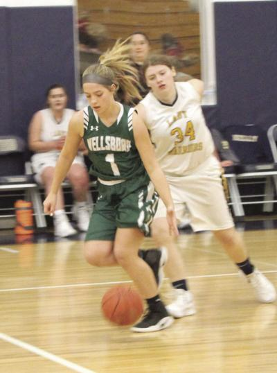 Lady Hornets control matchup with Williamson