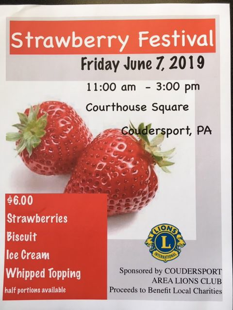 Awesome Strawberry Fest Friday Potter Leader Enterprise Download Free Architecture Designs Rallybritishbridgeorg