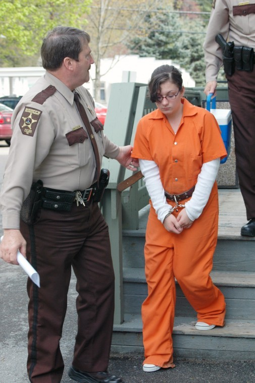 Benson Sentenced To Prison For 3rd Degree Murder News