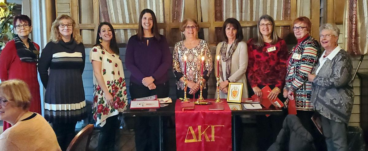 Educator society welcomes new members