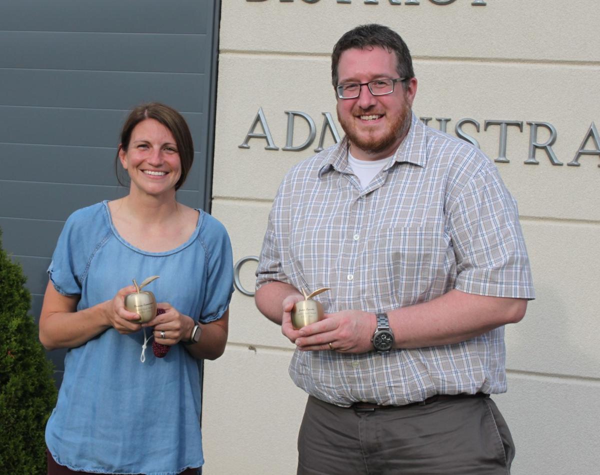 STSD teachers honored