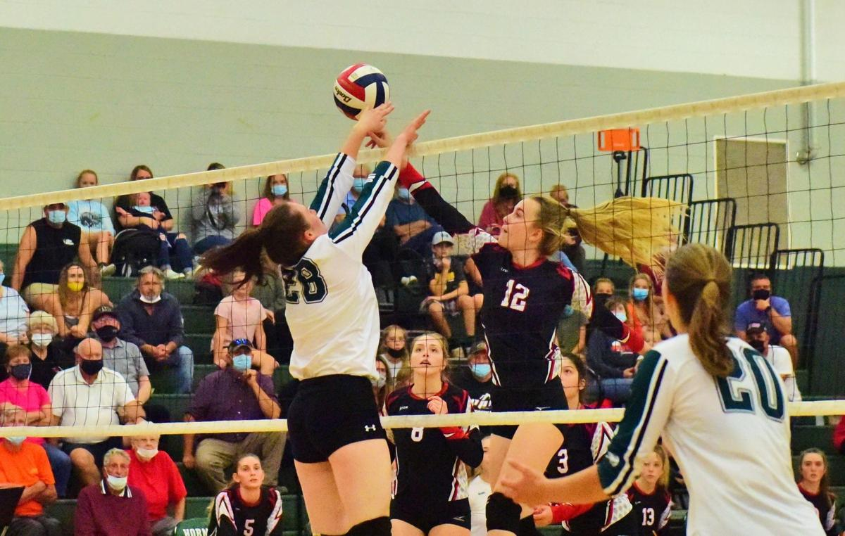 Liberty volleyball